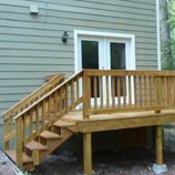 Middle Georgia Construction Company | Custom Decks by Johnston Contracting, LLC Company